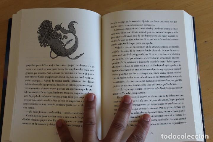 Libros: Andrea Izquierdo - ESCAPE: LAS SIETE POCIONES - Ed. Nocturna - 2018 - 295 páginas - 16x21 cm - Foto 5 - 284389413