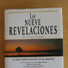 Libros: JAMES REDFIELD - LAS NUEVE REVELACIONES - ED. B - AÑO 1994 - 314 PÁGINAS - 16X24 CM. Lote 284389698
