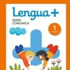 Libros: LENGUA+ SERIE COMUNICA 1 PRIMARIA. Lote 288030043