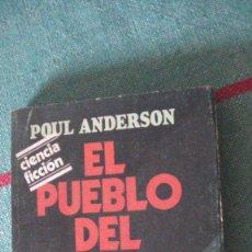 Libros: EL PUEBLO DEL AIRE. ANDERSON, POUL. BRGUERA 1977. Lote 288202558