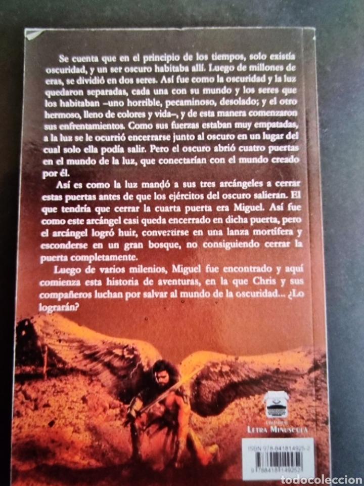 Libros: Creación y Destrucción, Cristian Hernández, como nuevo, nunca usado. - Foto 5 - 288576123