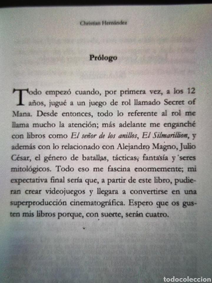Libros: Creación y Destrucción, Cristian Hernández, como nuevo, nunca usado. - Foto 8 - 288576123