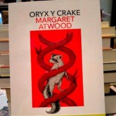 Livres: MARGARET ATWOOD . ORYX Y CRAKE .(TRILOGÍA DE MADDADDAM 1). SALAMANDRA. Lote 289365463