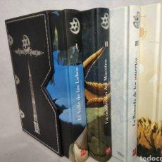 Libros: CRÓNICAS DE LA TORRE LAURA GALLEGO EDICIÓN ESPECIAL. Lote 289574073