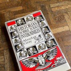 Libros: HISTORIAS SOBRE TODO INVEROSÍMILES- MINOTAURO (1996) ENVÍO GRATIS. Lote 290795088