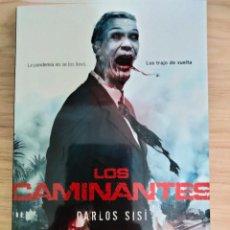 Libros: LOS CAMINANTES. C. SISI. Lote 292033383