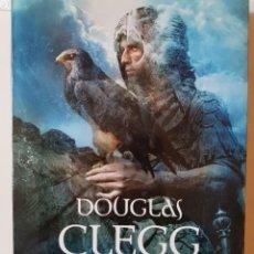 Libros: EL HALCONERO (DOUGLAS CLEGG). Lote 292513853
