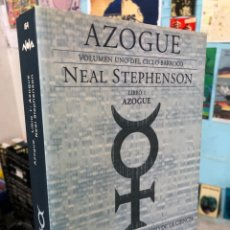 Libros: NESL STEPHENSON - AZOGUE - LIBRO 1. Lote 293476133