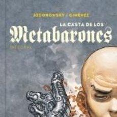 Libros: LA CASTA DE LOS METABARONES. Lote 294368678