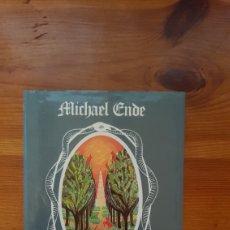 Libros: LA HISTORIA INTERMINABLE MICHAEL ENDE. Lote 296908798