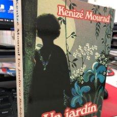 Libros: KENIZÉ MOURAD - UN JARDIN EN BADALPUR DEL TALLER DE MARIO MUCHNIK. Lote 296933413