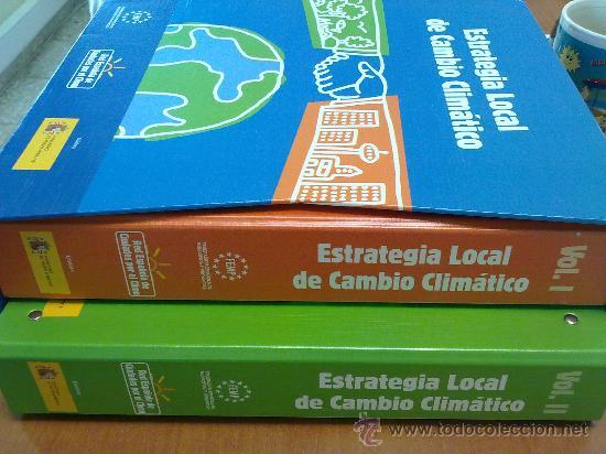Libros: ESTRATEGIA LOCAL DE CAMBIO CLIMATICO - Foto 2 - 33352129