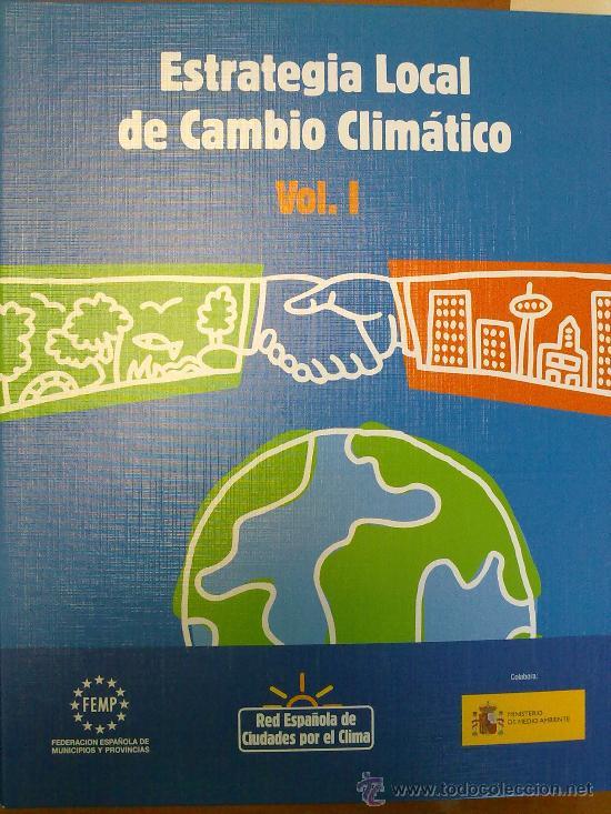 Libros: ESTRATEGIA LOCAL DE CAMBIO CLIMATICO - Foto 3 - 33352129