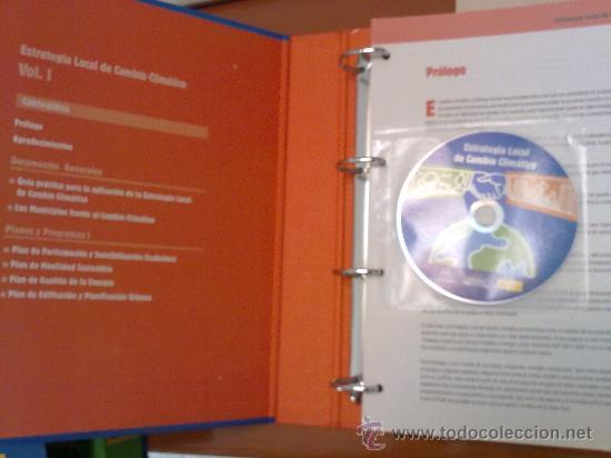 Libros: ESTRATEGIA LOCAL DE CAMBIO CLIMATICO - Foto 5 - 33352129
