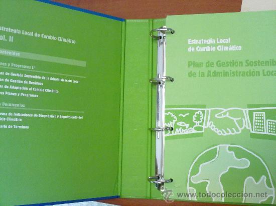 Libros: ESTRATEGIA LOCAL DE CAMBIO CLIMATICO - Foto 8 - 33352129