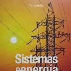 Libros: SISTEMAS DE ENERGÍA ELÉCTRICA. Lote 67914741