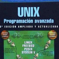 Livros: UNIX. PROGRAMACION AVANZADA. 3ª EDICION.. Lote 70759303