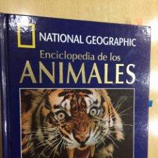 Libros: NATIONAL GEOGRAPHIC ENCICLOPEDIA DE LOS ANIMALES MAMIFEROS I LIBRO + DVD. Lote 75571371