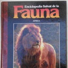 Libros: FAUNA. AFRICA. Lote 80135669