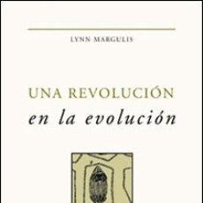 Libros: UNA REVOLUCIÓN EN LA EVOLUCIÓN UNIVERSIDAD DE VALENCIA. Lote 97816306