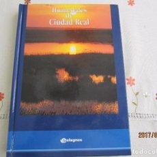 Libros: HUMEDALES DE CIUDAD REAL. Lote 98053083