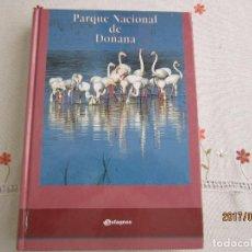 Libros: PARQUE NACIONAL DE DOÑANA. Lote 98053239