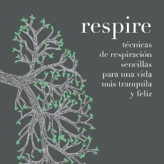 Libros: RESPIRE BLUME (NATURART). Lote 103765884