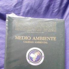 Libros: MEDIO AMBIENTE CALIDAD AMBIENTAL. Lote 54672018