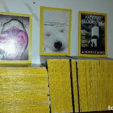 Libros: COLECCION NATIONAL GEOGRAPHIC . 89 LIBROS. Lote 114330575