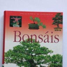 Libros: BONSÁIS. Lote 122267059
