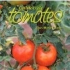 Libros: CULTIVO DE TOMATES. Lote 106921084