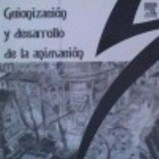 Libros: GUIONIZACION Y DESARROLLO DE LA ANIMACION ESCUELA DE CINE Y VÍDEO DE ANDOAÍN, S.L.. Lote 70673302