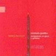 Libros: INGENIERÍA GENÉTICA : MANIPULACIÓN DE GENES Y GENOMAS. Lote 70846691