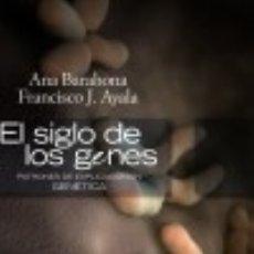 Libros: EL SIGLO DE LOS GENES. Lote 70910779