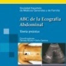 abc de la ecografa abdominal teora y prctica