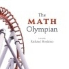 Libros: THE MATH OLYMPIAN FRIESENPRESS. Lote 71002425