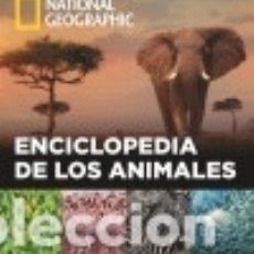 Libros: ENCICLOPEDIA DE LOS ANIMALES NATIONAL GEOGRAPHIC. Lote 70745219
