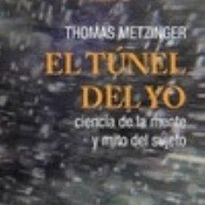 Libros: EL TUNEL DEL YO. Lote 133632765