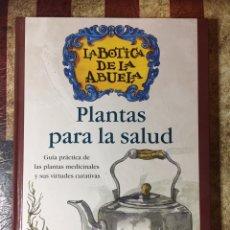 Libros: LA BOTICA DE LA ABUELA. Lote 144008248