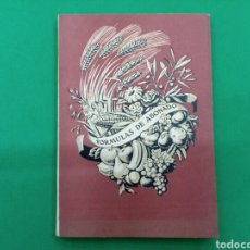 Libros: FORMULAS DEL ABONADO 1951 SERVICIOS AGRONOMICOS DE NITRATO DE CHILE. Lote 148223274
