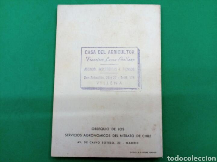 Libros: Formulas del abonado 1951 servicios agronomicos de nitrato de chile - Foto 2 - 148223274
