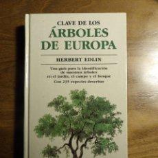 Livres: ÀRBOLES DE EUROPA. Lote 148356830