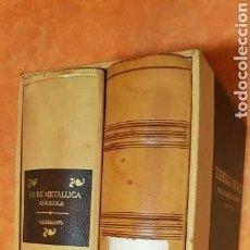 Libros: DE RE METALICA LIBRI XII. Lote 168501256