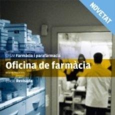 Libros: OFICINA FARMACIA CF 18 CATALAN. Lote 171970384