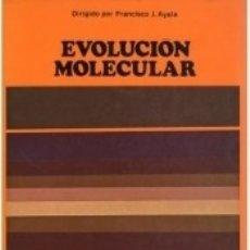Libros: EVOLUCIÓN MOLECULAR. Lote 171974918