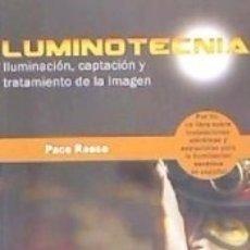 Libros: LUMINOTECNIA. Lote 171987433