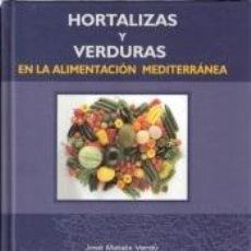 Libros: HORTALIZAS Y VERDURAS EN LA. Lote 184428365