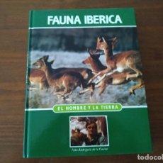 Libros: FAUNA IBÉRICA. Lote 184923912