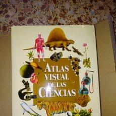 Libros: ATLAS VISUAL DE CIENCIAS. Lote 186304610