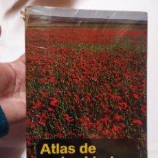 Libros: ATLAS DE LAS MALAS HIERBAS. Lote 190149907